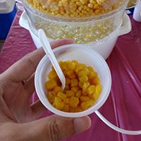 Steam Cup Corn