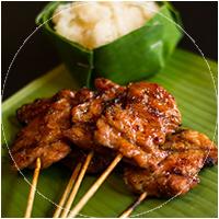 Kai Ping (Grilled Chicken)
