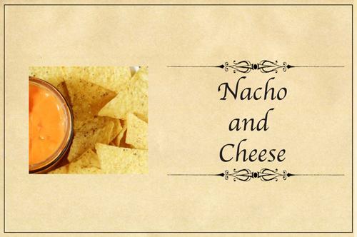 Nacho Cheese Singapore